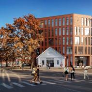 Rimi ehitab Pärnu südalinna äri- ja eluhoone