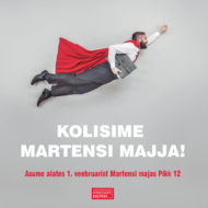 Kinnisvaraekspert asub Pärnus uues asukohas Martensi majas Pikk 12