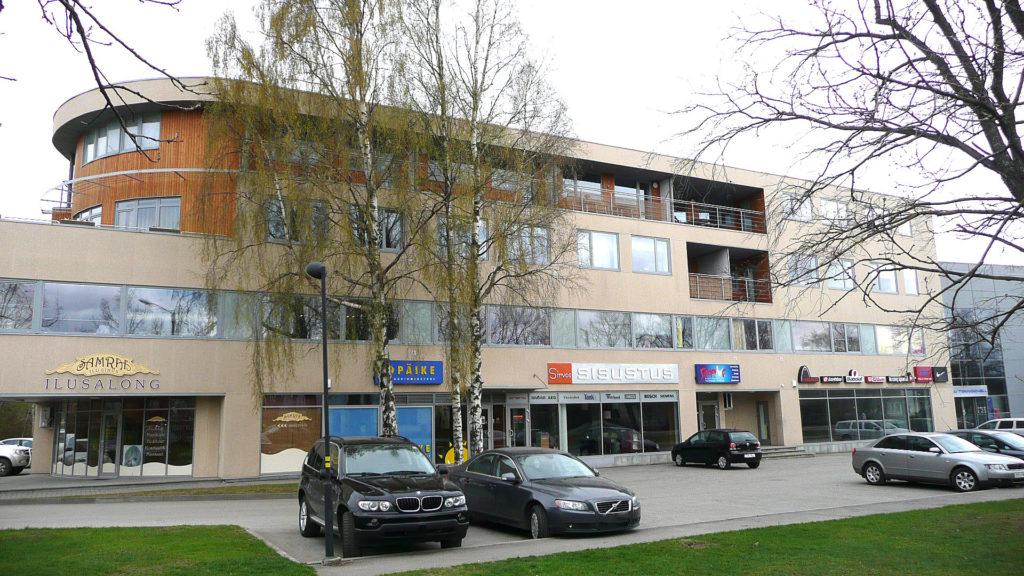 A.H. Tammsaare pst 41, Pärnu
