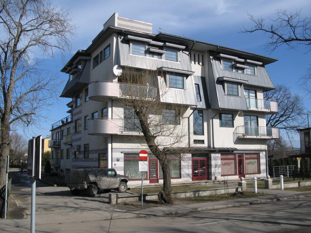 A. H. Tammsaare 10c, Pärnu